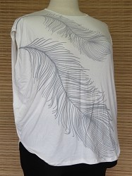 Loose Feather Tee